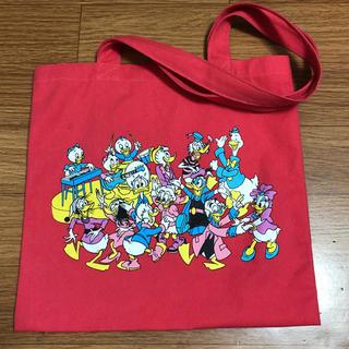 ディズニー(Disney)のドナルド トートバッグ(トートバッグ)