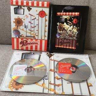 アラシ(嵐)の美品!嵐 DVD Popcorn 初回版(アイドルグッズ)