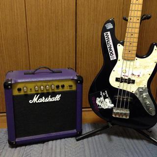 希少 限定生産 レアカラー マーシャルギターアンプ(ギターアンプ)