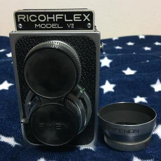 リコー(RICOH)の二眼レフカメラ(フィルムカメラ)