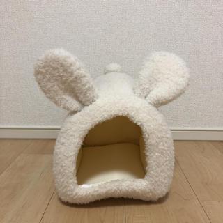 うさぎの快適ベッド(小動物)