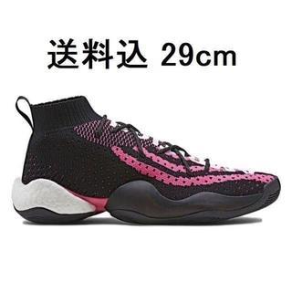 アディダス(adidas)の【期間限定】29cm ADIDAS CRAZY BYW LVL ファレル 黒(スニーカー)