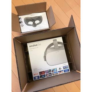 新品・即決 Oculus Go-64GB + 接顔パーツ(フィット)セット VR(その他)