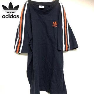 アディダス(adidas)の☆大人気☆ アディダス スリーライン Tシャツ スポーツMIX 送料無料(Tシャツ/カットソー(半袖/袖なし))
