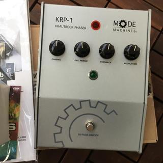 Mode Machines Krautrock Phaser(エフェクター)