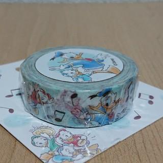 ディズニー(Disney)のマスキングテープ ドナルド(テープ/マスキングテープ)