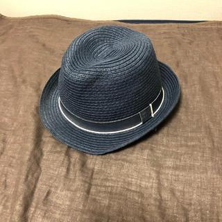 エイチアンドエム(H&M)のH&M やわらか麦わら帽子 美品 SALE(帽子)