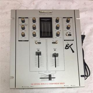 パナソニック(Panasonic)のTechnics SH-EX1200 DJミキサー(DJミキサー)