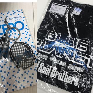 サンダイメジェイソウルブラザーズ(三代目 J Soul Brothers)の三代目 J Soul Brothers BPツアーTシャツ(ミュージシャン)
