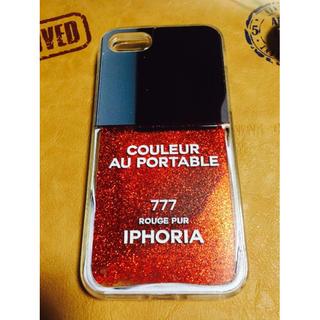 スマホケース※ネイルボトル※iphone6※送料無料(iPhoneケース)
