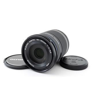 オリンパス(OLYMPUS)の☆★美品♪オリンパス M.ZUIKO 40-150mm 望遠レンズ★☆(レンズ(ズーム))