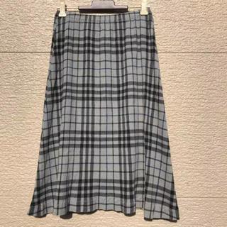 ツモリチサト(TSUMORI CHISATO)の美品 TSUMORI CHISATO ツモリチサト スカート グレー M(ひざ丈スカート)