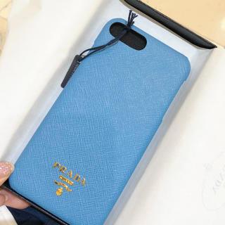 プラダ(PRADA)のPRADA iphone7plus.iphone8plus ケース(iPhoneケース)