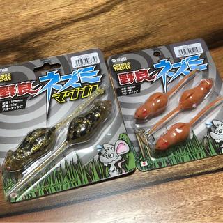 ティムコ(Tiemco)のティムコ 野良ネズミ マグナム クリアグリッター カヤネズミカイ(ルアー用品)