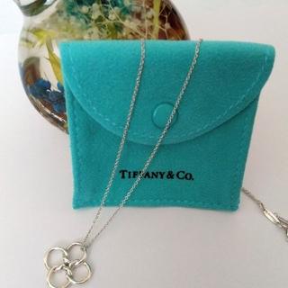 ティファニー(Tiffany & Co.)の値下げ 美品 ティファニー ネックレス(ネックレス)