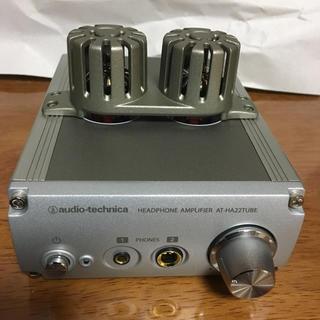 オーディオテクニカ(audio-technica)のaudio-technica AT-HA22TUBE 中古(アンプ)