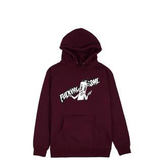 シュプリーム(Supreme)のfucking awesome hoodie パーカー シュプリーム(パーカー)