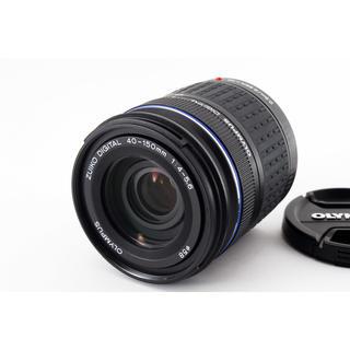 オリンパス(OLYMPUS)の★軽量望遠レンズ★オリンパス ZUIKO 40-150mm ブラック(レンズ(ズーム))