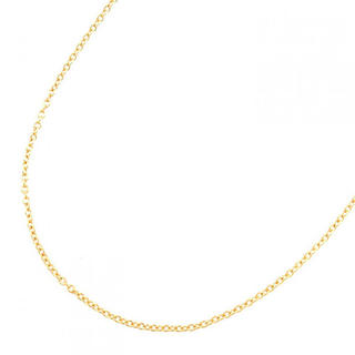 ネックレス ゴールド 35cm(ネックレス)