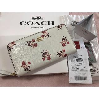 COACH - COACH  コーチ 長財布 新品正規品【安心の日本国内発送】 送料無料