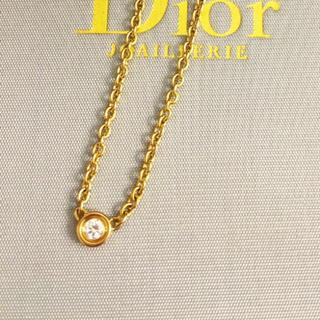 ディオール(Dior)の美品☆ ディオール マキシウィ  ネックレス(ネックレス)