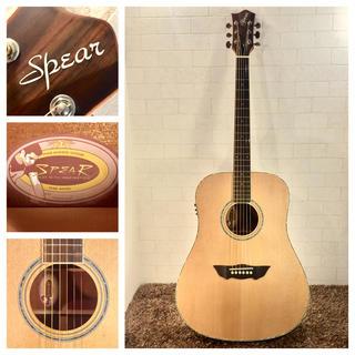 698.SPEAR SG-DD70-EA-NAT❗️エレアコ❗️未使用展示品‼️(アコースティックギター)