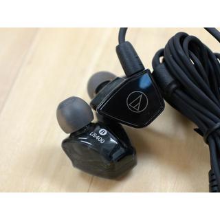 オーディオテクニカ(audio-technica)の【値下げ】ATH-LS400(ヘッドフォン/イヤフォン)
