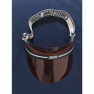 ディオール(Dior)のDior サンバイザー 帽子(キャップ)