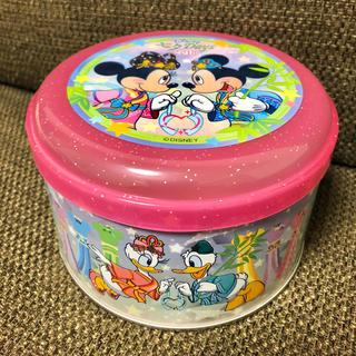 ディズニー(Disney)の美品♡ ディズニー 2018年 夏季限定 七夕 デザイン缶 缶のみ(キャラクターグッズ)