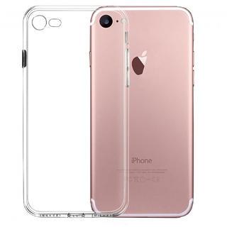 【強度抜群】 iPhone8/8Plus/7/7Plus ケース 透明 ku02(iPhoneケース)