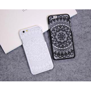 【インスタで話題】エスニック iPhone8/7/5/SE/6/6s qb25(iPhoneケース)