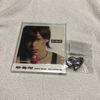 キスマイフットツー(Kis-My-Ft2)のKis-My-Ft2 千賀健永 CD(アイドルグッズ)