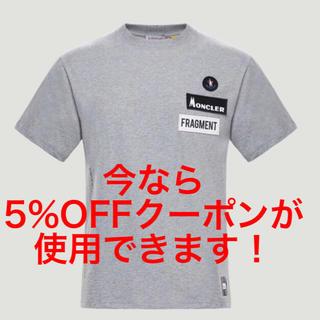 MONCLER - 定価以下 最安値 国内正規品 MONCLER×FRAGMENT T-Shirt