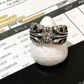 クロムハーツ(Chrome Hearts)のクロムハーツ  KTリング 20号(リング(指輪))