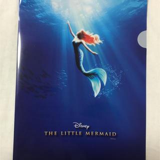ディズニー(Disney)の劇団四季 リトルマーメイド クリアファイル(ミュージカル)