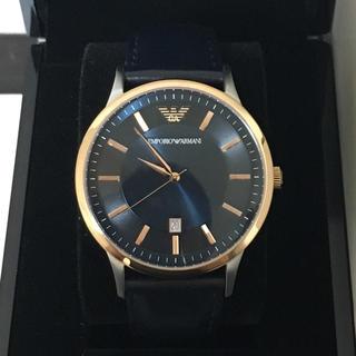 Emporio Armani - 美品 エンポリオアルマーニ AR2506腕時計