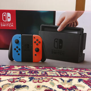Nintendo Switch - 任天堂スイッチ 未使用
