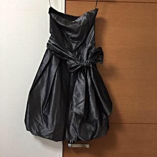 ザラ(ZARA)のZARA★ベアトップドレス(ミニワンピース)