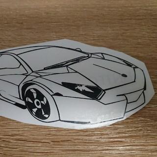 ランボルギーニ カッティングステッカー(車外アクセサリ)