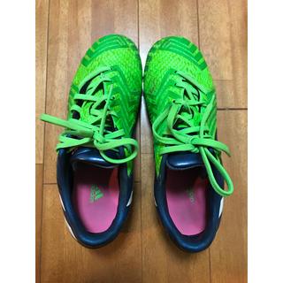 アディダス(adidas)のアディダス adidas サッカー スパイク 22.5cm  シューズ(シューズ)