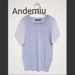 アンデミュウ(Andemiu)のトップス☆Andemiu(カットソー(半袖/袖なし))