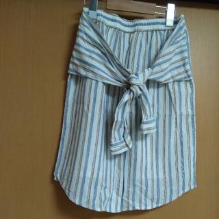 イチナナキュウダブルジー(179/WG)の179/WGのシャツスカート(ひざ丈スカート)