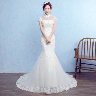 レディース ウエディング ドレス(ウェディングドレス)