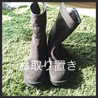 ムジルシリョウヒン(MUJI (無印良品))の無印良品のムートンブーツ(ブーツ)