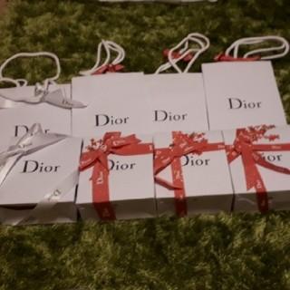 ディオール(Dior)の★ayu様専用です★4点セット❤早い者勝ち‼ギフトボックス ディオール(ラッピング/包装)