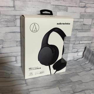 オーディオテクニカ(audio-technica)のヘッドホン(ATH-AR1)(ヘッドフォン/イヤフォン)