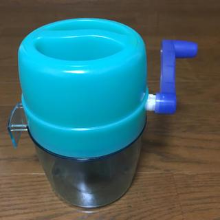 かき氷器(調理道具/製菓道具)