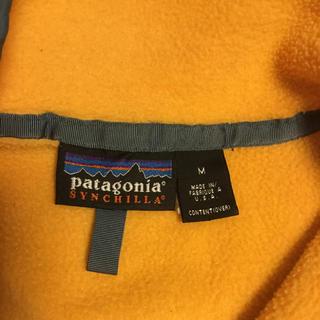 パタゴニア(patagonia)のpatagonia シンチラ スナップT フリース M(その他)