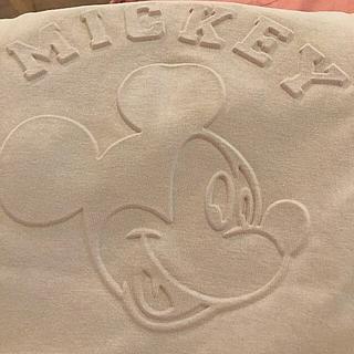 ディズニー(Disney)のDisNEy 型抜き Tシャツ(Tシャツ(半袖/袖なし))