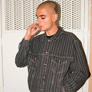 シュプリーム(Supreme)の即日発送・即購入可 supreme levi's denim jacket M(Gジャン/デニムジャケット)
